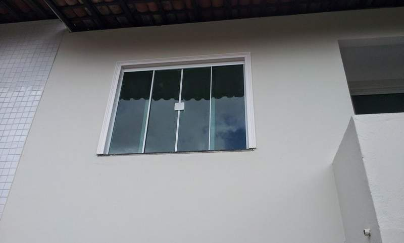 janela vidro temperado preço